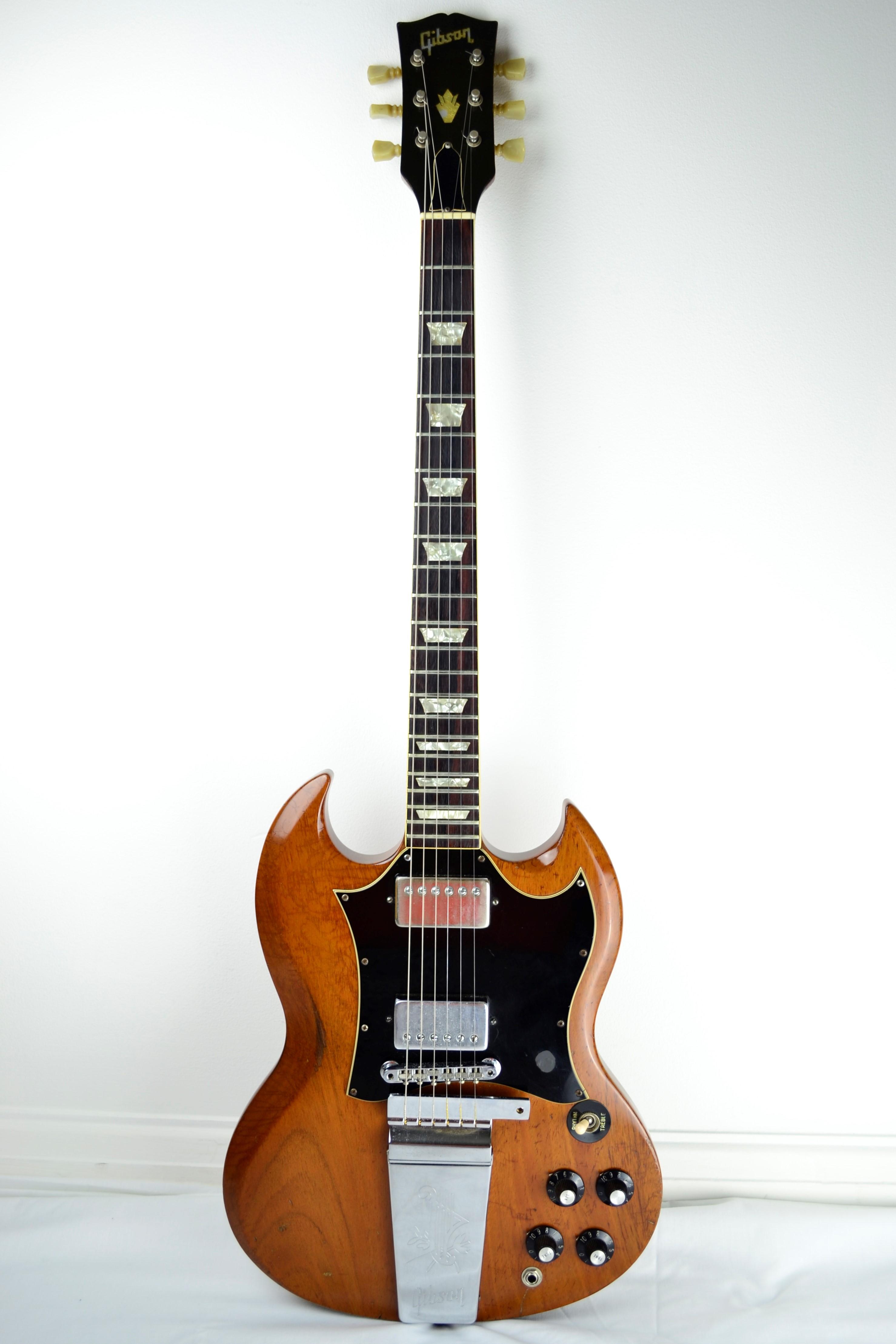 gibson sg 1971 standard